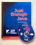 Just Enough Java